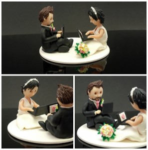 custom made cake topper.