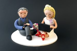It-tekniker har också bröllop