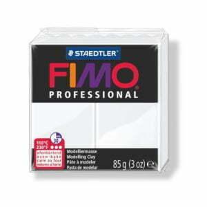 0 White Fimo