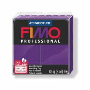 6 Lilac Fimo