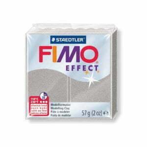 81 Silver Metallic Fimo