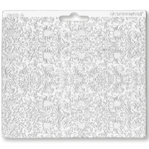 Baroque texture sheet – Fimo