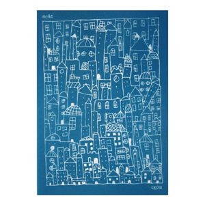 City Silk Screen – Moiko