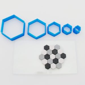 5 Cutters Hexagon – Hobbyrian