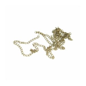 2pcs 1m Chain Antiqued Gold