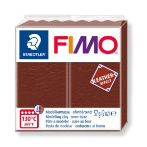 779 Brown Fimo Leather