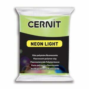 600 Green Neon Cernit