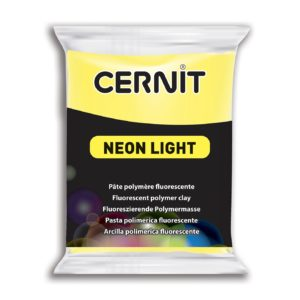 700 Yellow Neon Cernit