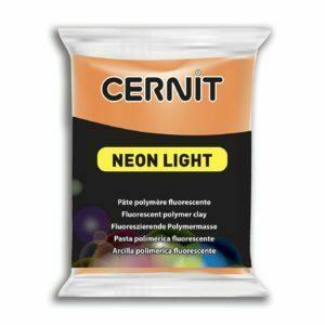 752 Orange Neon Cernit