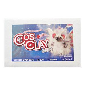 Cosclay Sculpt Soft 453 grams
