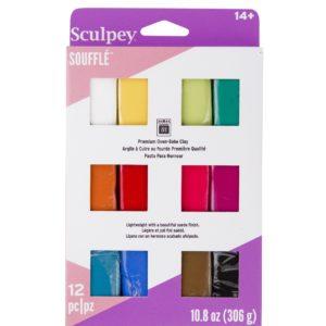 Multipack Soufflé 12 färger