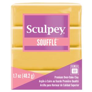 6521 Yellow Ochre Soufflé